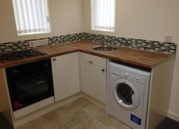 Thumbnail 1 bed flat to rent in Holland Street, Liverpool