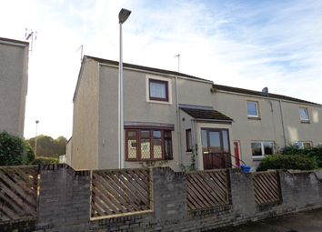 Thumbnail 2 bed end terrace house for sale in 87 Castlehill Road, Fochabers