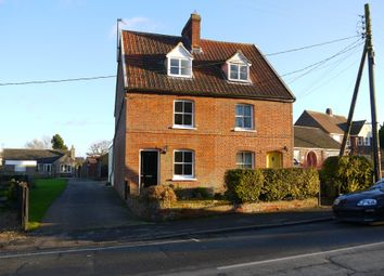Thumbnail 2 bedroom semi-detached house for sale in Glemsford, Sudbury, Suffolk