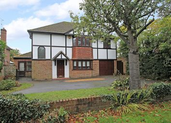 Thumbnail 3 bed detached house to rent in Stoke Road, Stoke D'abernon, Cobham