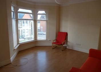 Thumbnail 2 bedroom flat to rent in Monthermer Road, Cathays