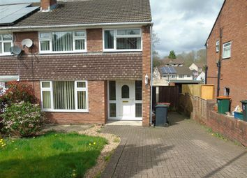Thumbnail 3 bed semi-detached house to rent in Robertson Way, Newport
