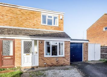 Thumbnail 2 bed semi-detached house for sale in Fletcher Road, Oxford