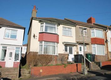 Thumbnail 3 bed end terrace house for sale in Crayford Road, Brighton, East Sussex