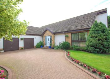 Thumbnail 5 bed detached house for sale in Highfield, Livingston, Livingston Village