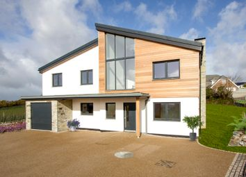 Thumbnail 4 bed detached house for sale in Five, Kenwyn, Truro