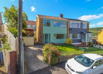 Thumbnail 3 bed property for sale in Coed Isaf Road, Maesycoed, Pontypridd