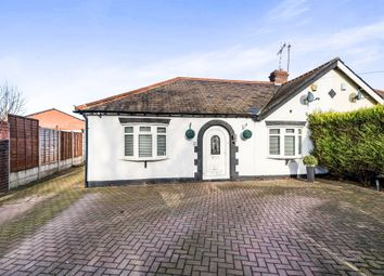 Thumbnail 3 bed detached bungalow for sale in Park Crescent, West Bromwich