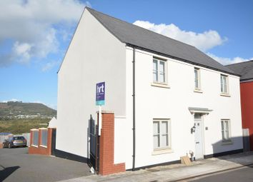 Thumbnail 4 bed detached house for sale in 30 Lon Y Grug, Llandarcy, Neath