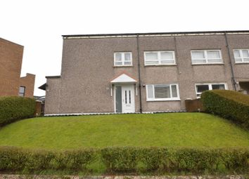 Thumbnail 2 bed flat for sale in Craigmuir Road, Glasgow
