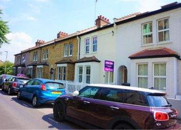 Thumbnail 3 bed terraced house for sale in Lea Road, Beckenham
