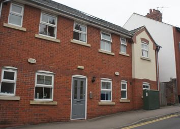 Thumbnail 1 bedroom flat for sale in Highfield Street, Anstey, Leicester