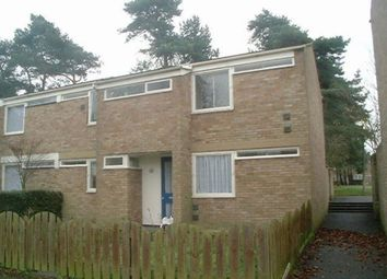 Thumbnail 4 bed end terrace house to rent in St. Johns Close, Mildenhall