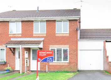Thumbnail 3 bed semi-detached house for sale in Grafton Close, Wellingborough