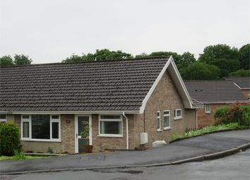 Thumbnail 3 bedroom semi-detached bungalow for sale in Delffordd, Rhos, Pontardawe, Swansea, West Glamorgan