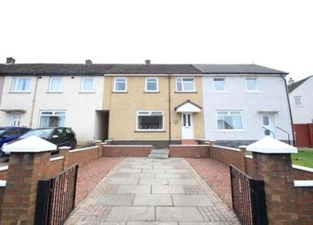 Thumbnail 3 bed terraced house for sale in Woodside Place, Uddingston, Glasgow, North Lanarkshire