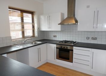 Thumbnail 2 bed flat to rent in City Road, Central Beeston