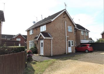 Thumbnail 1 bed terraced house for sale in Farrow Avenue, Holbeach, Spalding