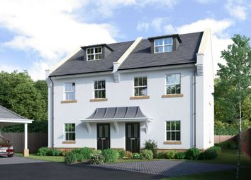 Thumbnail 3 bed town house for sale in Middleton Place, Poole
