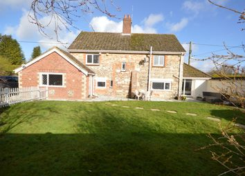Thumbnail 4 bed detached house for sale in Maddington Street, Shrewton, Salisbury