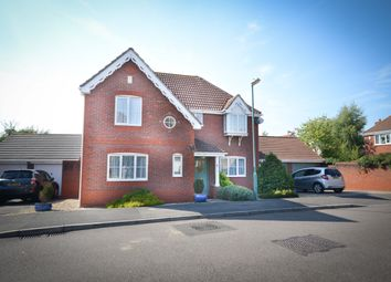 Thumbnail 4 bed detached house for sale in Quarry Way, Bristol