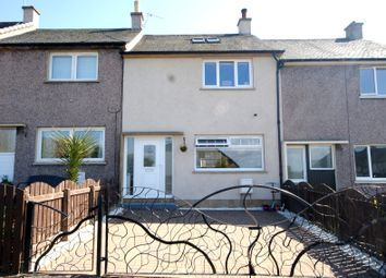 Thumbnail 3 bed terraced house for sale in Livingstone Drive, Bo`Ness