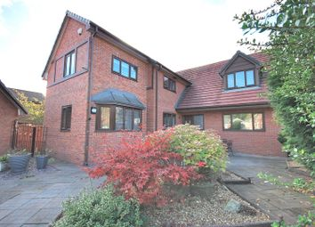Thumbnail 4 bedroom property for sale in Blakefield Drive, Worsley, Manchester