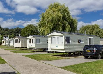 Thumbnail 2 bed mobile/park home for sale in Warren Road, Devon