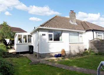 Thumbnail 2 bedroom semi-detached bungalow for sale in Townsend Avenue, Seaton