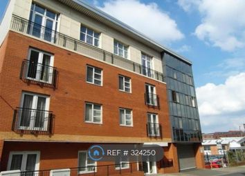 Thumbnail 1 bed flat to rent in Edward Street, Birmingham