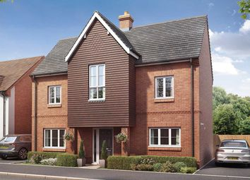 """""""The Heathfield"""" at Boorley Green, Winchester Road, Botley, Southampton, Botley SO32. 4 bed detached house for sale"""