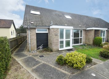 Thumbnail 5 bed end terrace house for sale in The Causeway, Hitcham, Ipswich