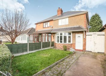 Thumbnail 2 bedroom semi-detached house to rent in Uplands Grove, Wolverhampton