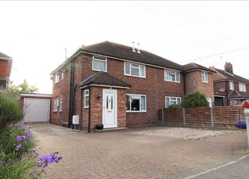 Thumbnail 3 bed semi-detached house for sale in Colchester Road, Lawford, Colchester