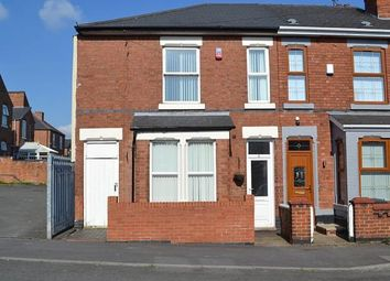 Thumbnail 4 bed end terrace house to rent in Fairfax Road, Derby