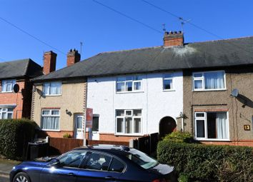 Thumbnail 2 bedroom terraced house for sale in Cowes Road, Grantham