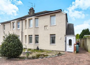 Thumbnail 1 bedroom flat for sale in Whitehaugh Avenue, Paisley