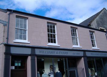 Thumbnail 2 bedroom property to rent in 2B Queen Street, Bridgend, Mid. Glamorgan.