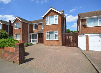 Thumbnail 3 bed semi-detached house for sale in Stoneygate Road, Leagrave, Luton