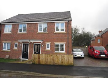 Thumbnail 3 bed end terrace house for sale in Kingfisher Avenue, Norton, Stockton