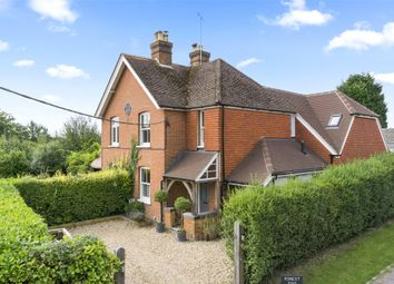 Thumbnail 4 bed semi-detached house to rent in Forest Green, Dorking, Surrey
