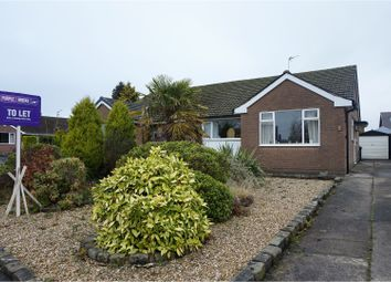 Thumbnail 3 bed semi-detached bungalow to rent in Crossfield, Hutton, Preston