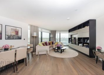 Thumbnail 2 bed flat for sale in Two Riverlight Quay, Nine Elms Lane, Vauxhall, London