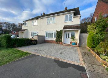 4 bed semi-detached house for sale in Old Park Close, Farnham, Surrey GU9