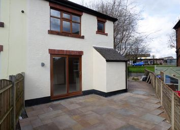 Thumbnail 2 bed semi-detached house to rent in Tean Road, Cheadle, Stoke-On-Trent