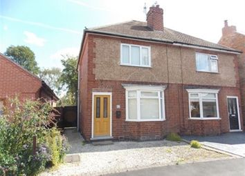 Thumbnail 2 bedroom semi-detached house to rent in Shirley Street, Sawley