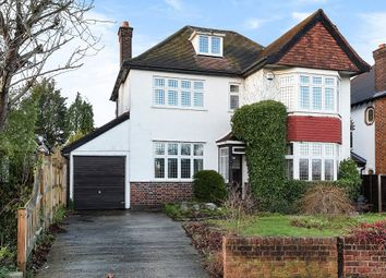 Thumbnail 4 bed detached house for sale in Berrylands, Surbiton