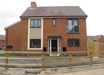 Thumbnail 3 bed detached house for sale in Plot 287 The Kea, Bramshall Meadows, Bramshall, Uttoxeter