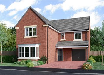 """Thumbnail 4 bedroom detached house for sale in """"The Fenwick Alternative"""" at Drove Road, Throckley, Newcastle Upon Tyne"""