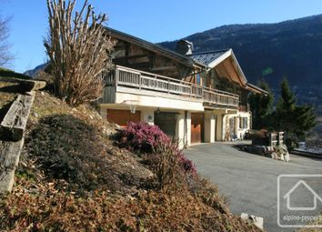 Thumbnail 4 bed chalet for sale in Saint Gervais Les Bains, Haute Savoie, France, 74170